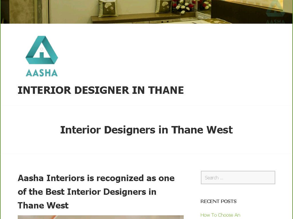 Interior Designer In Thane Web Directory