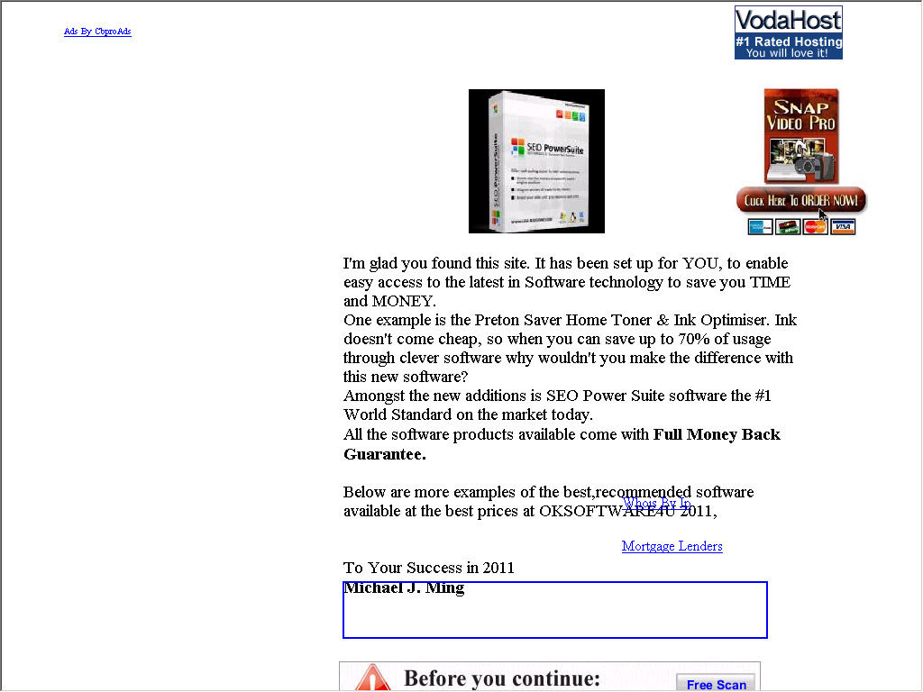 Business software for PC & Mac users - Web Directory