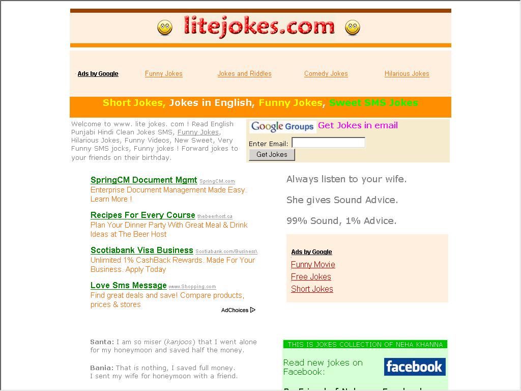 Jokes In English Short Jokes Jokes In Hindi Web Directory