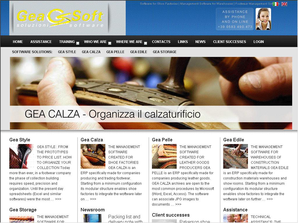 Geasoft - Software house - Web Directory